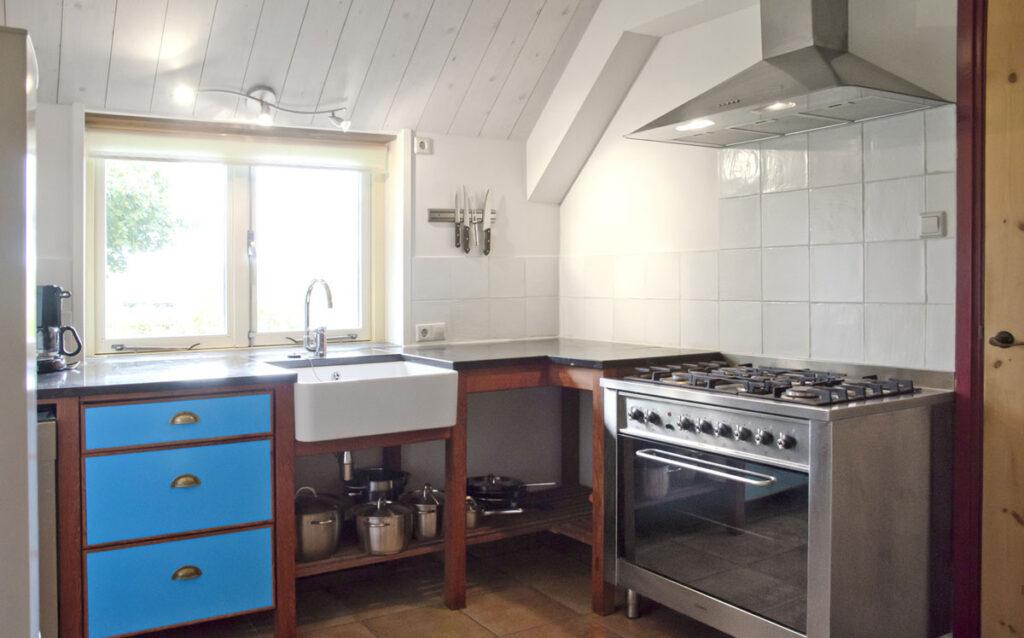 Appartement B Keuken